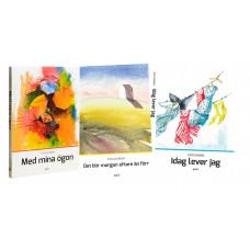 Eva Klemans böcker, köp tre betala för två