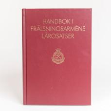 Handbok i Frälsningsarméns lärosatser