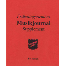 Musikjournal, Supplement