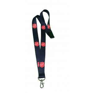 Nyckelband med skölden