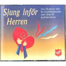 Sjung inför Herrren, CD-boxar