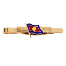 Slipsnål med Frälsningsarméns flagga (endast för medlemmar)